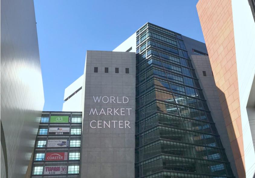 Cua nhom Xingfa sử dụng tại tòa nhà U.S World Market Center