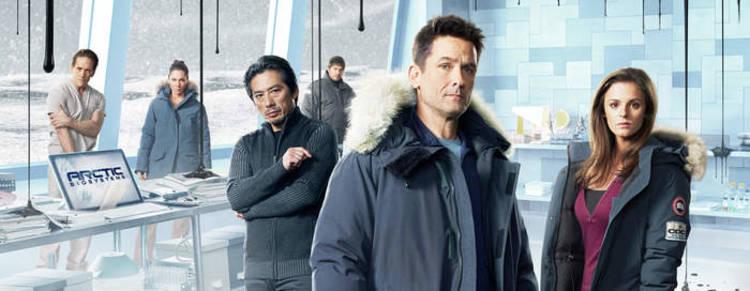 Protagonistas de Helix, nueva serie de ciencia ficcíón