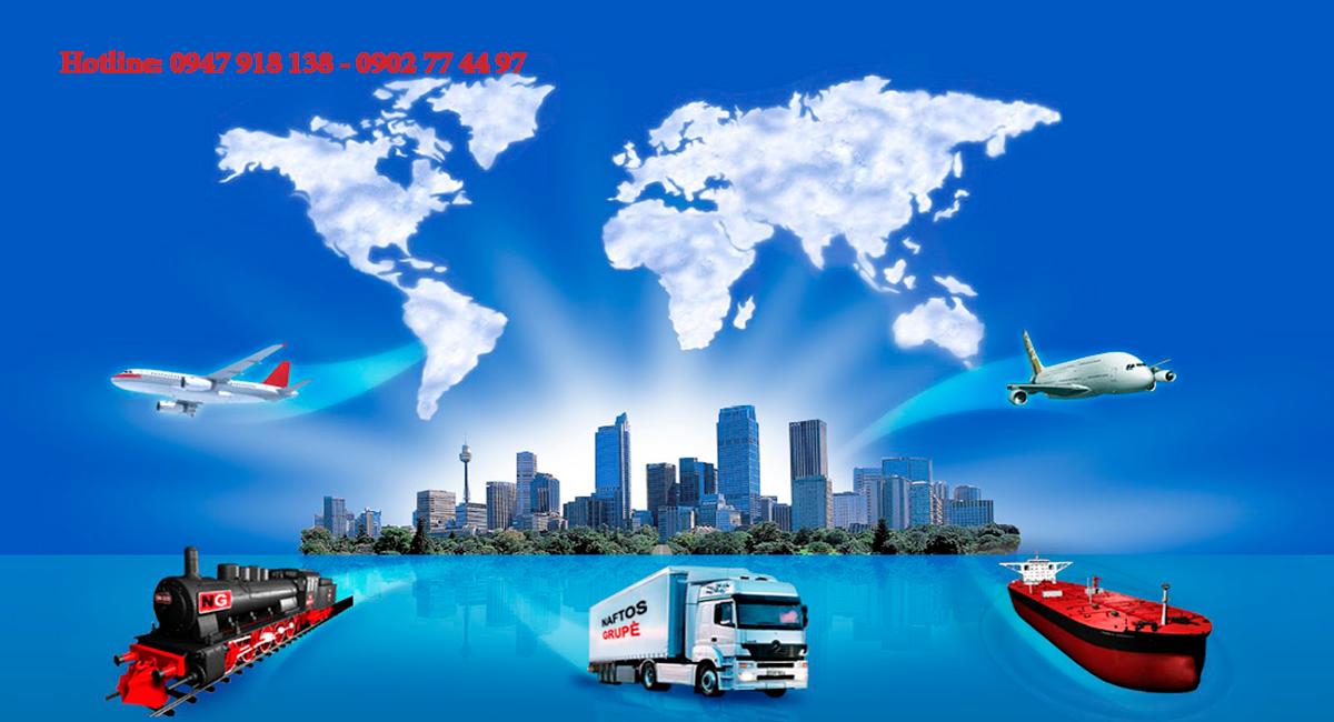vận tải trong logistics