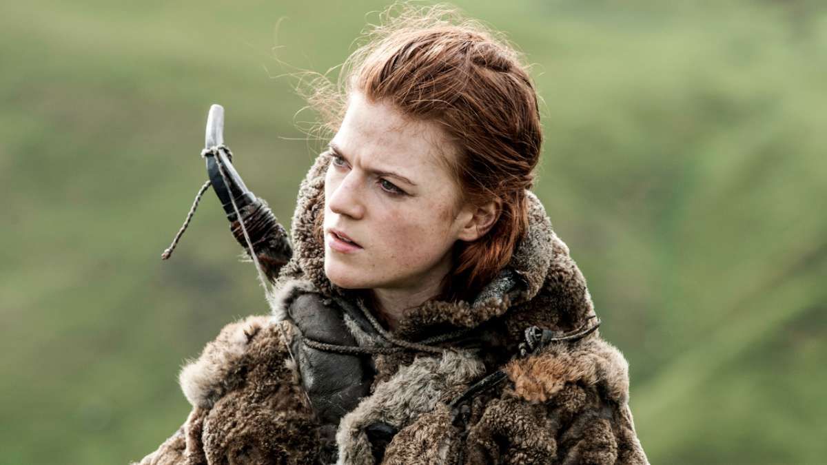 Ygritte red hair