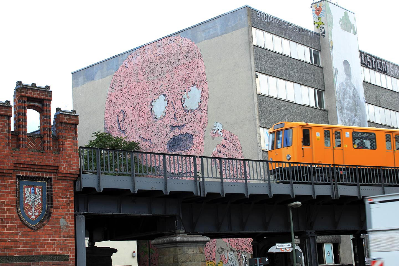 Стріт-арт у Берліні: що подивитись