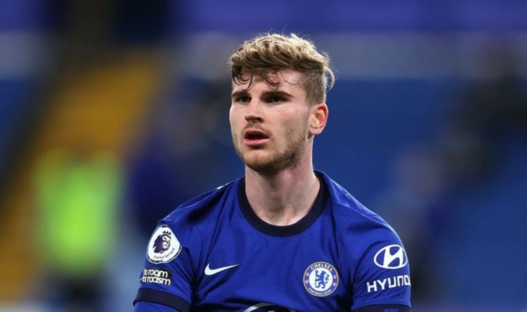Werner scored only 6 goals in 29 matches of the 20/21 season
