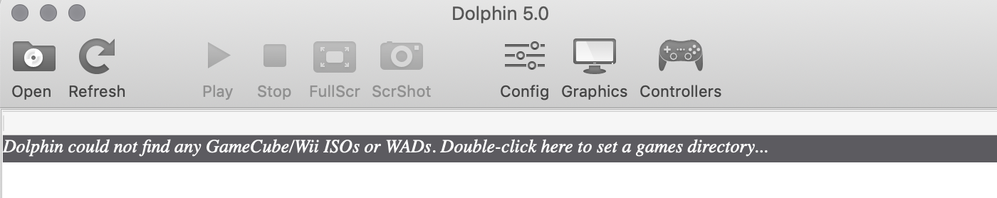 Dolphin Emulator - The Gamecube and Wii Emulator 1