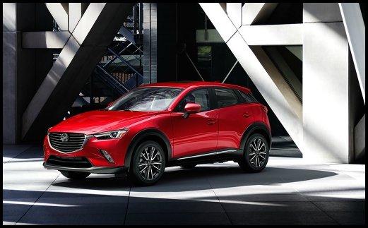 Rosen Mazda CX3