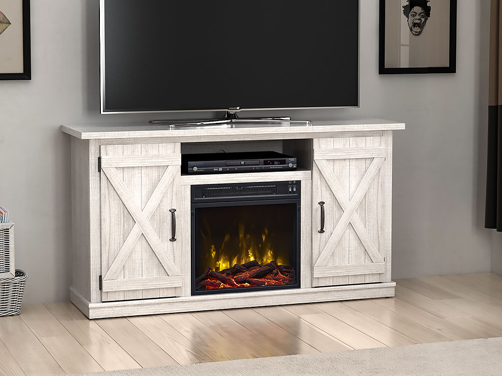Entertainment Center Electric Fireplace