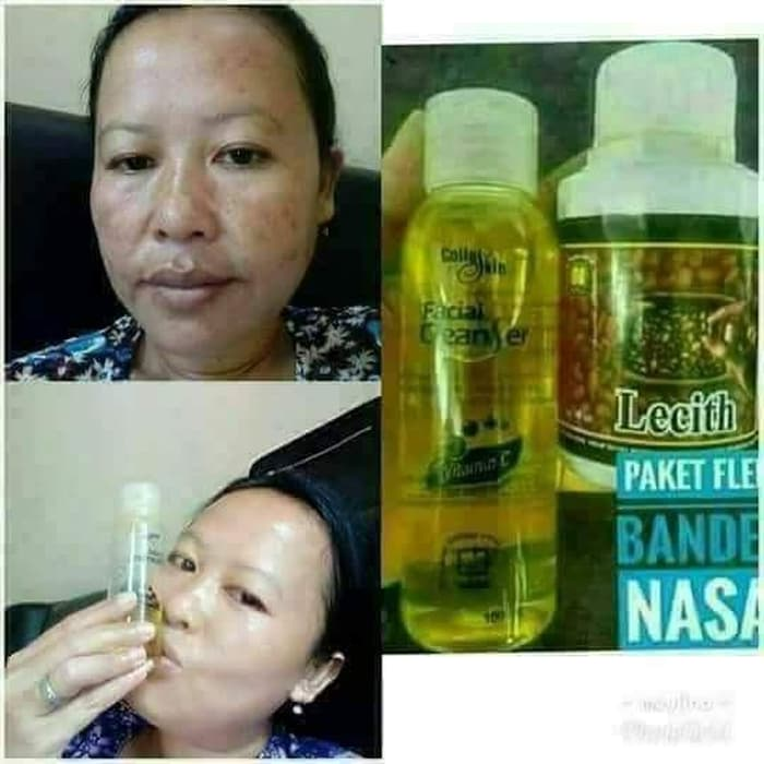 Harga Lecithin Dan Collagen Facial Cleanser