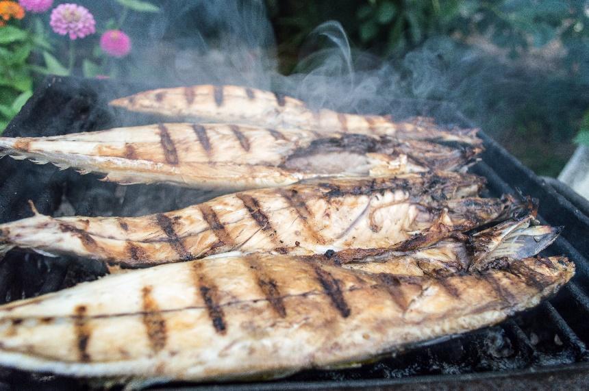 bali sea food taste in jimbaran bali