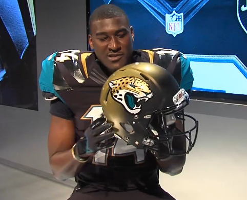 Jacksonville Jaguars Unveil New Uniforms | Chris Creamer's ...