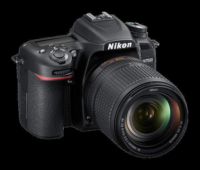 Nikon D7500 - Camera For Photography