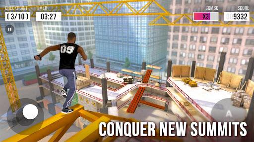 Parkour Simulator 3D- screenshot thumbnail