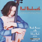 Hindemith: Music for Cello and Piano