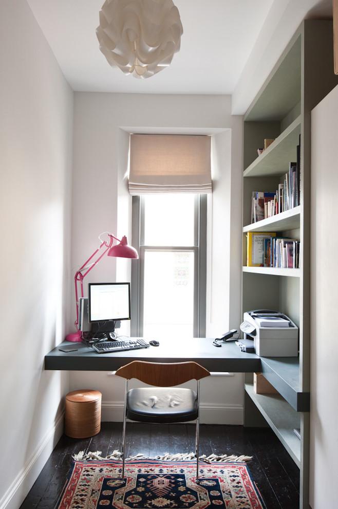 Inspirasi dekorasi area atau ruang kerja - source: madebymood.com