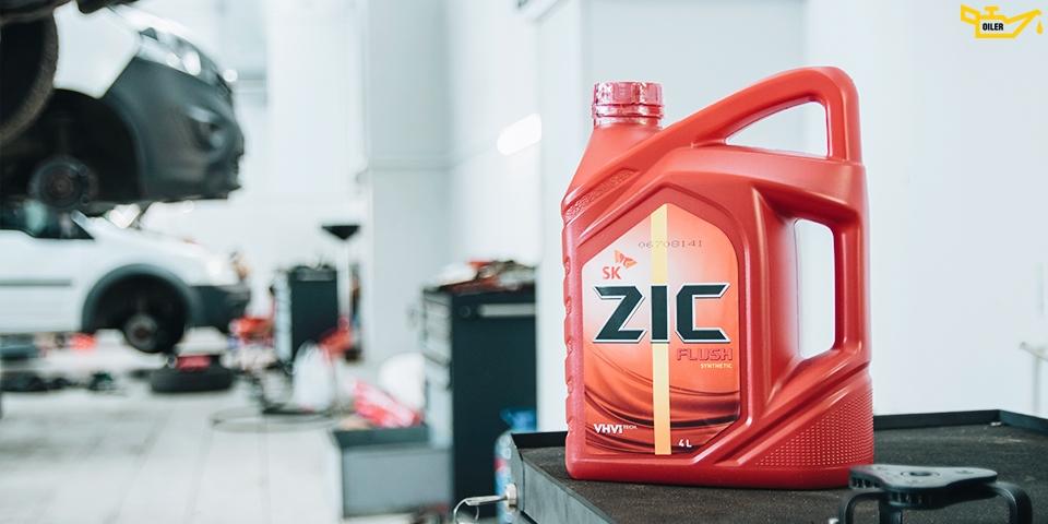 промывочное масло ZIC