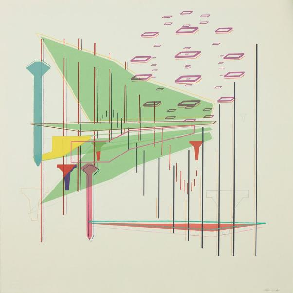 Ricardo Escavy, detail from The Noise Time (Image:  Shiras )