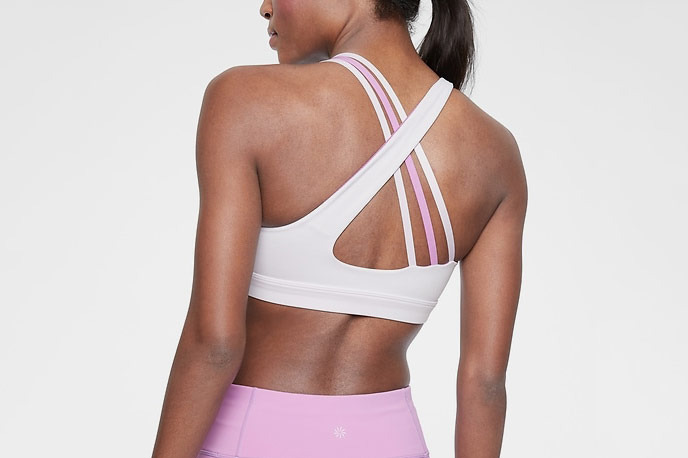 Athleta Run Free Bra