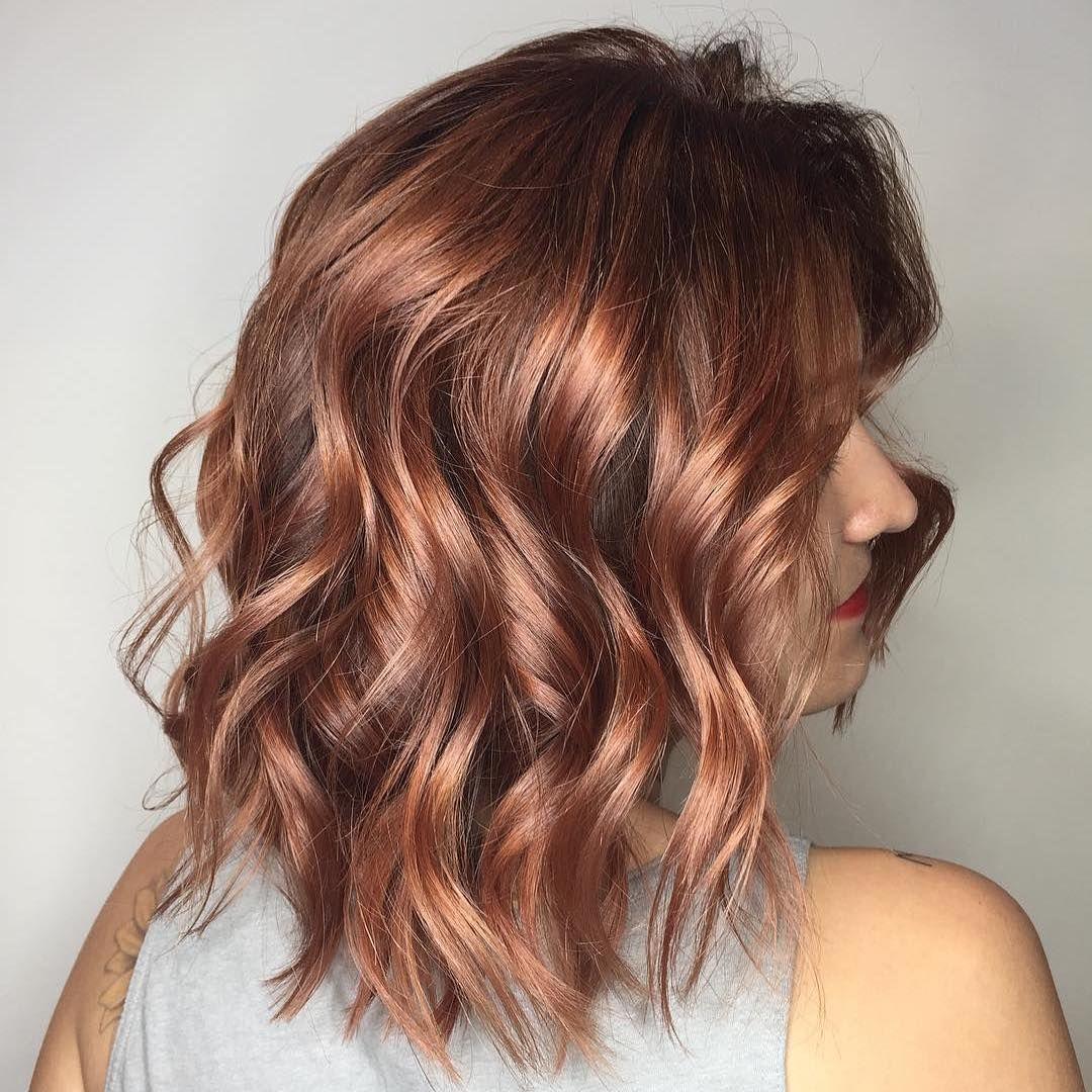màu tóc đẹp 2021