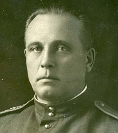 Занин, Семен Федосеевич (1901 - 1969) сотрудник органов безопасности, полковник (1943)
