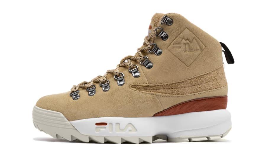 Дамски зимни обувки Fila Disruptor Hiking