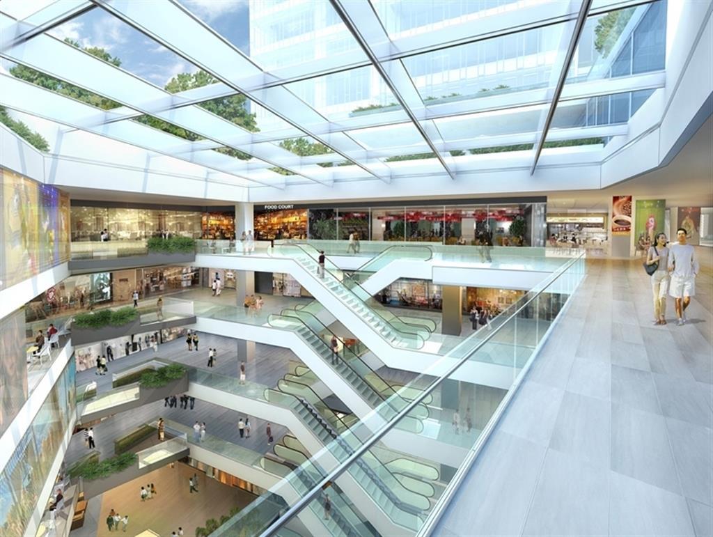 Trung tâm thương mại quận 1 Saigon Centre