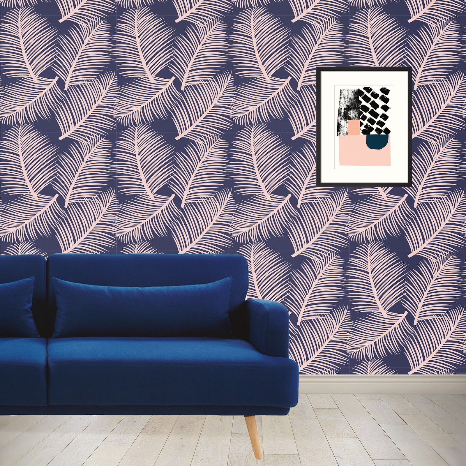 Pantone Colour of 2020: Decorating with Classic Blue