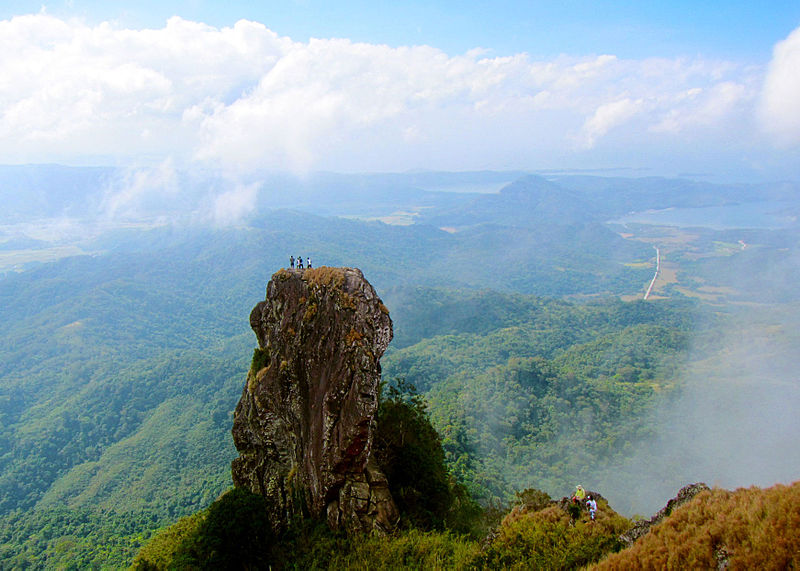 Pico de Loro in Cavite Philippines