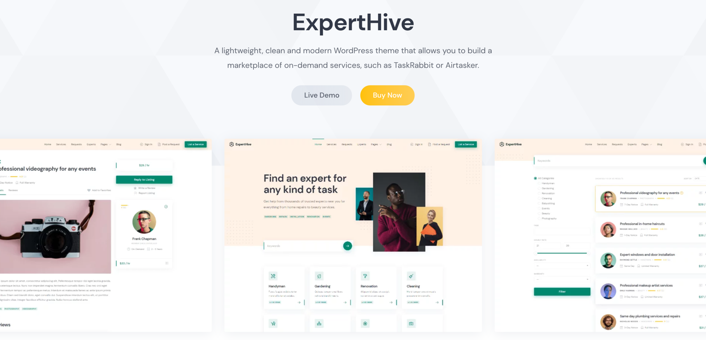 ExpertHive Review
