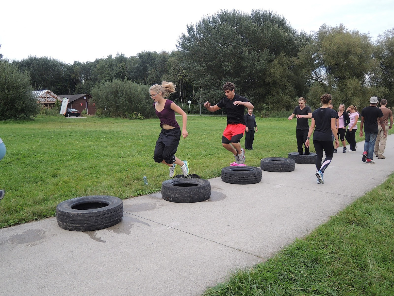 Fitness Choices Bootcamp | GoSweat | The 5 Best Bootcamps in South London
