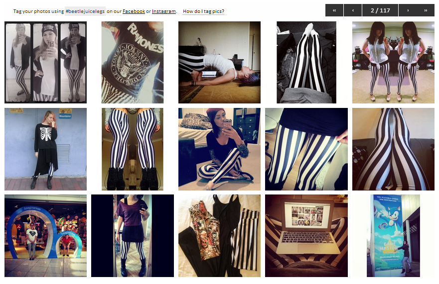 Beetlejuice Leggings › Black Milk Clothing.png