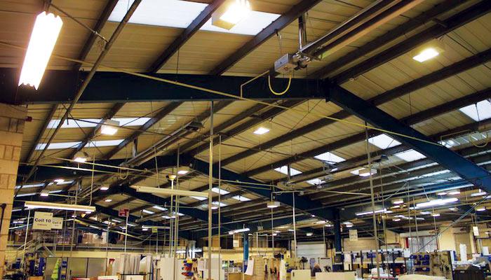 Выбор эффективной и экономичной системы отопления для склада