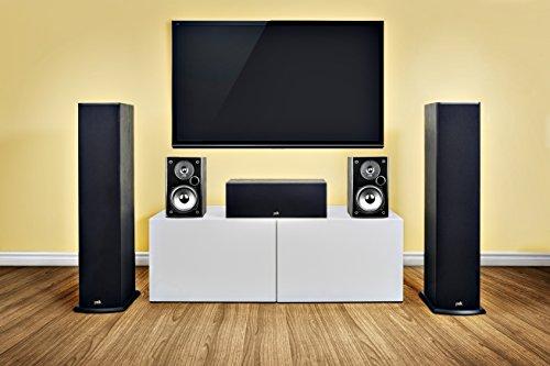 Bộ xem phim Amply Denon X550BT + Bộ 5.1 Polk Audio T50 Chất lượng - 2