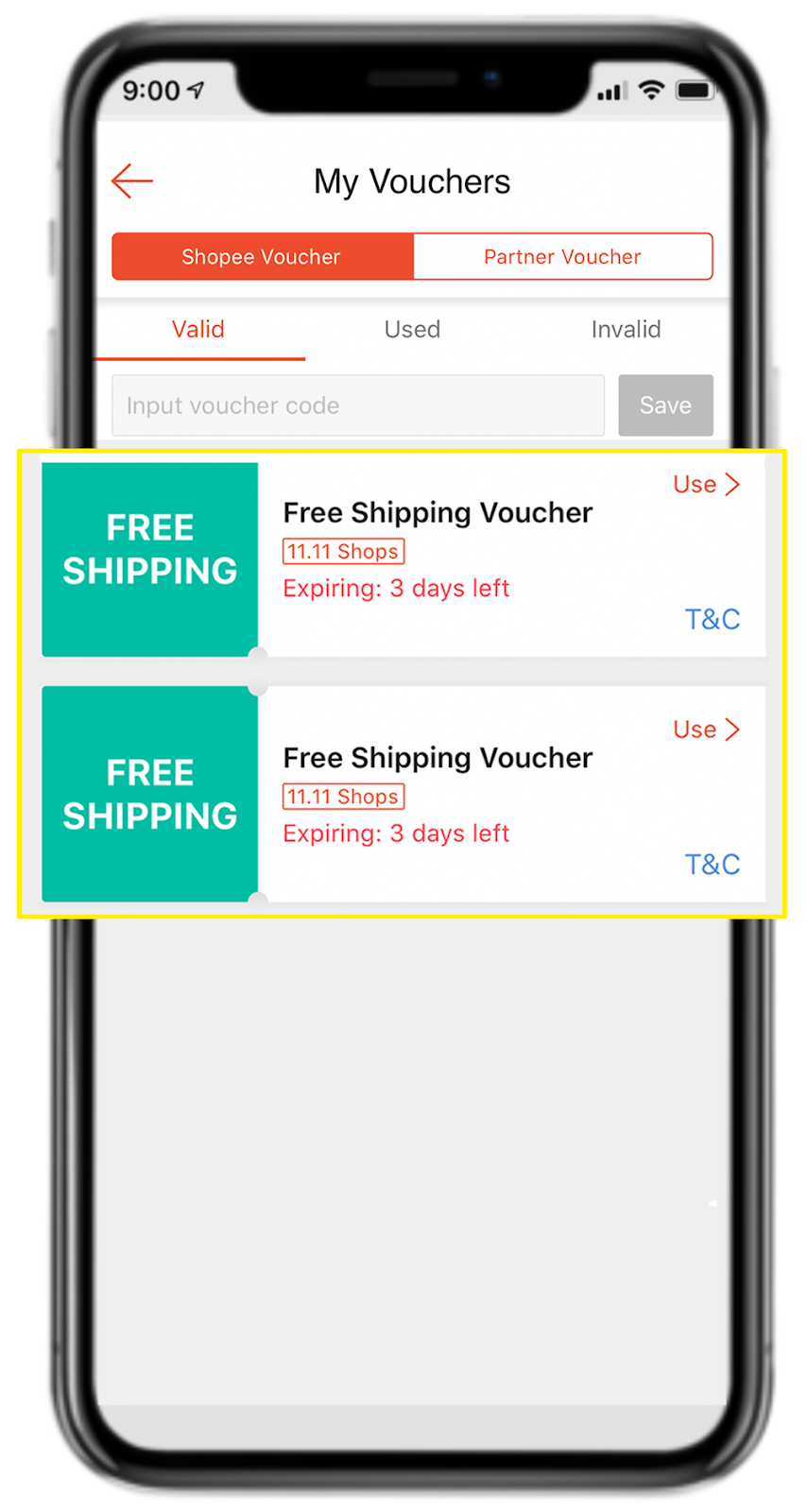 How Can I Claim Free Shipping Vouchers