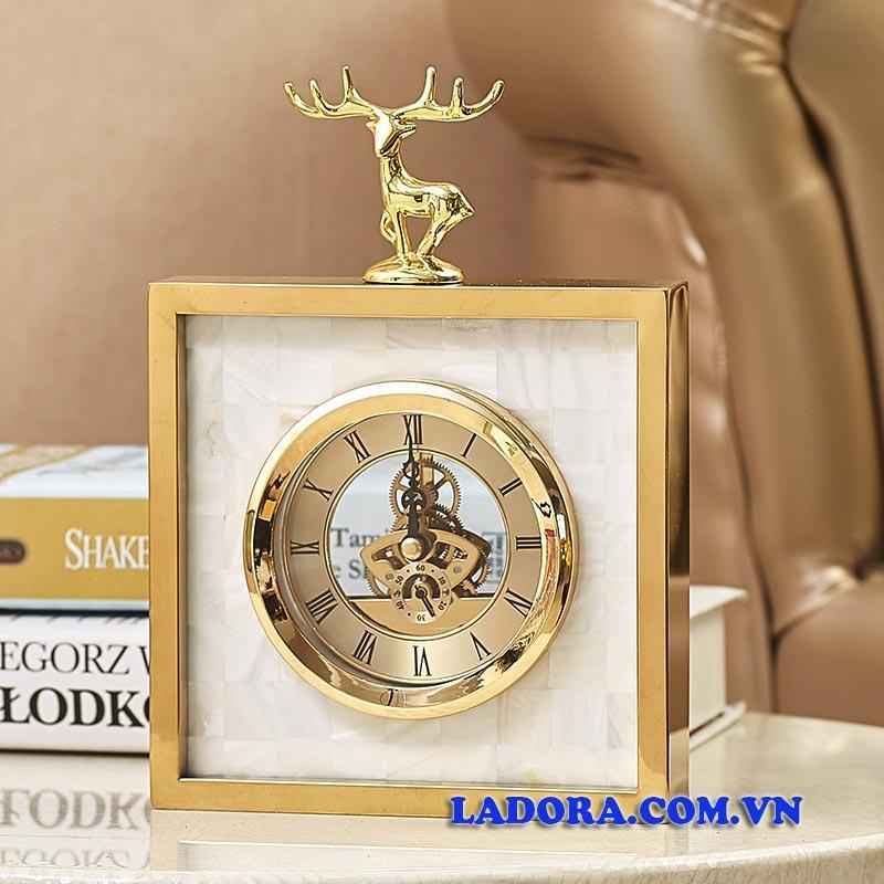 đồ trang trí bàn làm việc đẹp tại Ladora shop đồ decor trang trí ở hà nội
