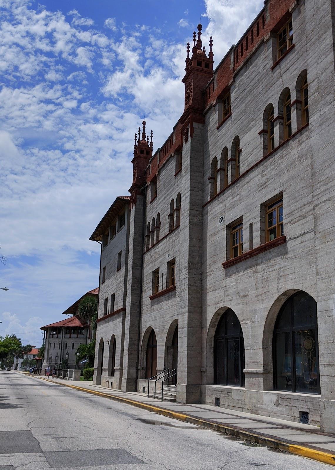 USA TRAVEL GUIDE WHERE TO GO ST. AUGUSTINE FLORIDA