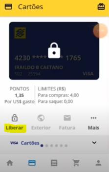 Como desbloquear o cartão Ourocard Fácil