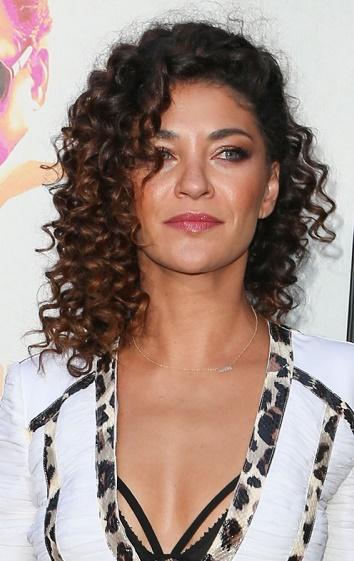 Jessica Szohr-Long Curly Hairstyles