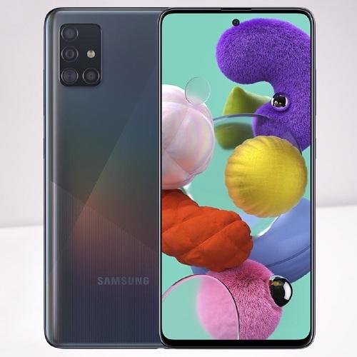 SAMSUNG Galaxy A51 (4G-LTE) Prepaid Tracfone