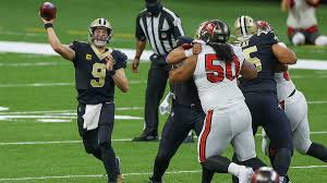 Brees and Saints beat Brady and Bucs