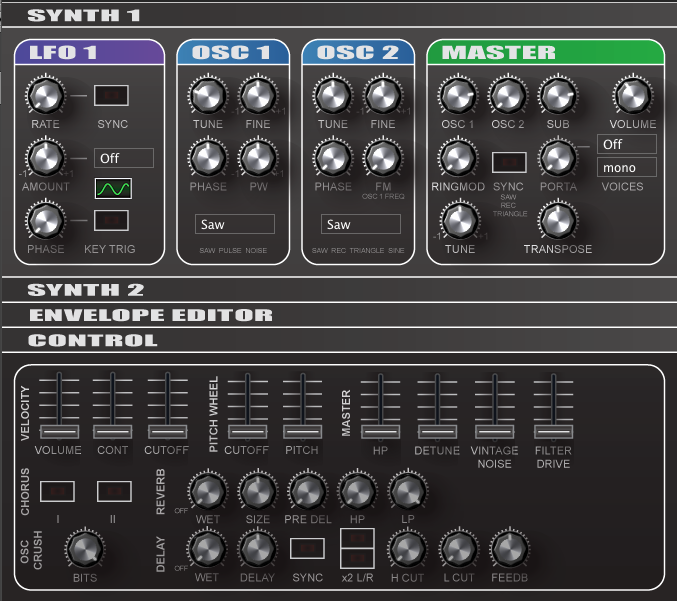 Five Great FREE Soft Synths for Mac - Omega Recording Studios