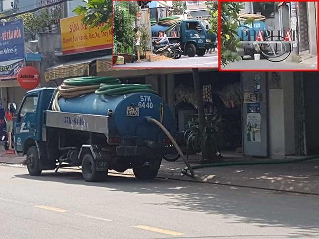 Dịch vụ hút cầu cống của Bảo Khang được thực hiện theo quy trình làm việc chuyên nghiệp