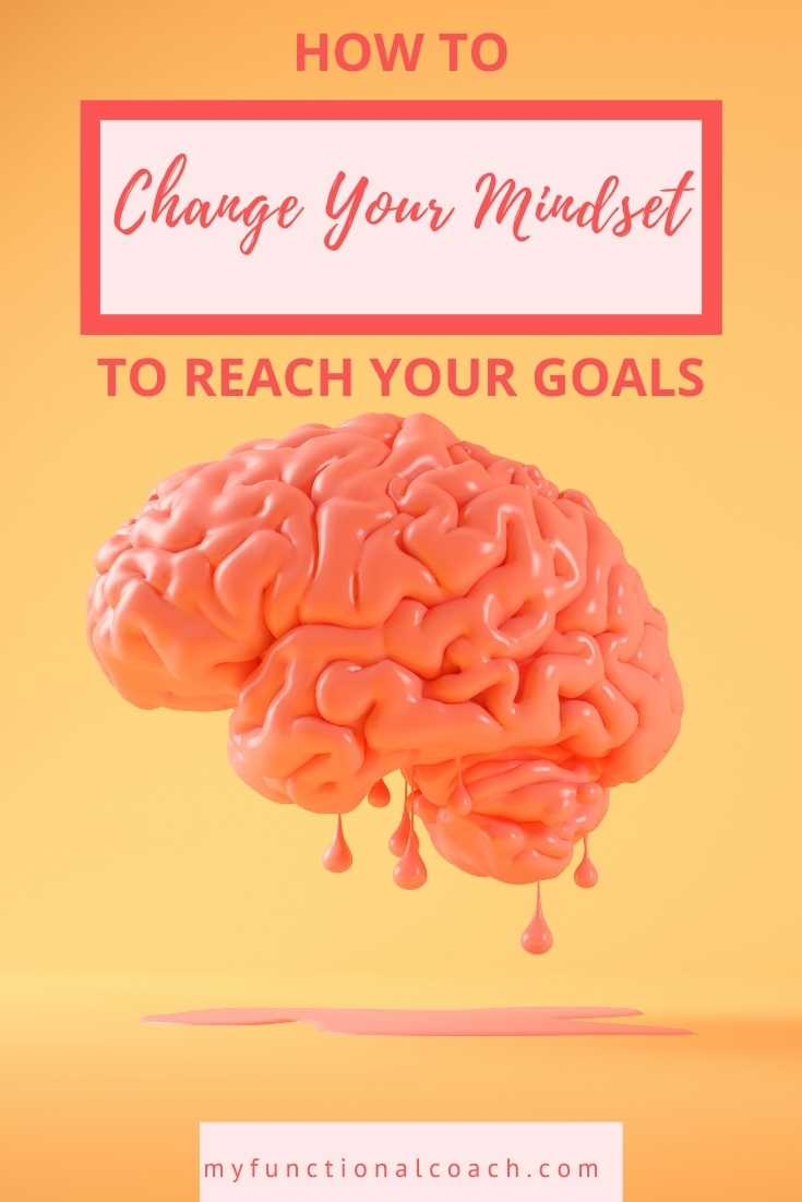 How to Change Your Mindset to Reach your goals. How to get a strong mindset.