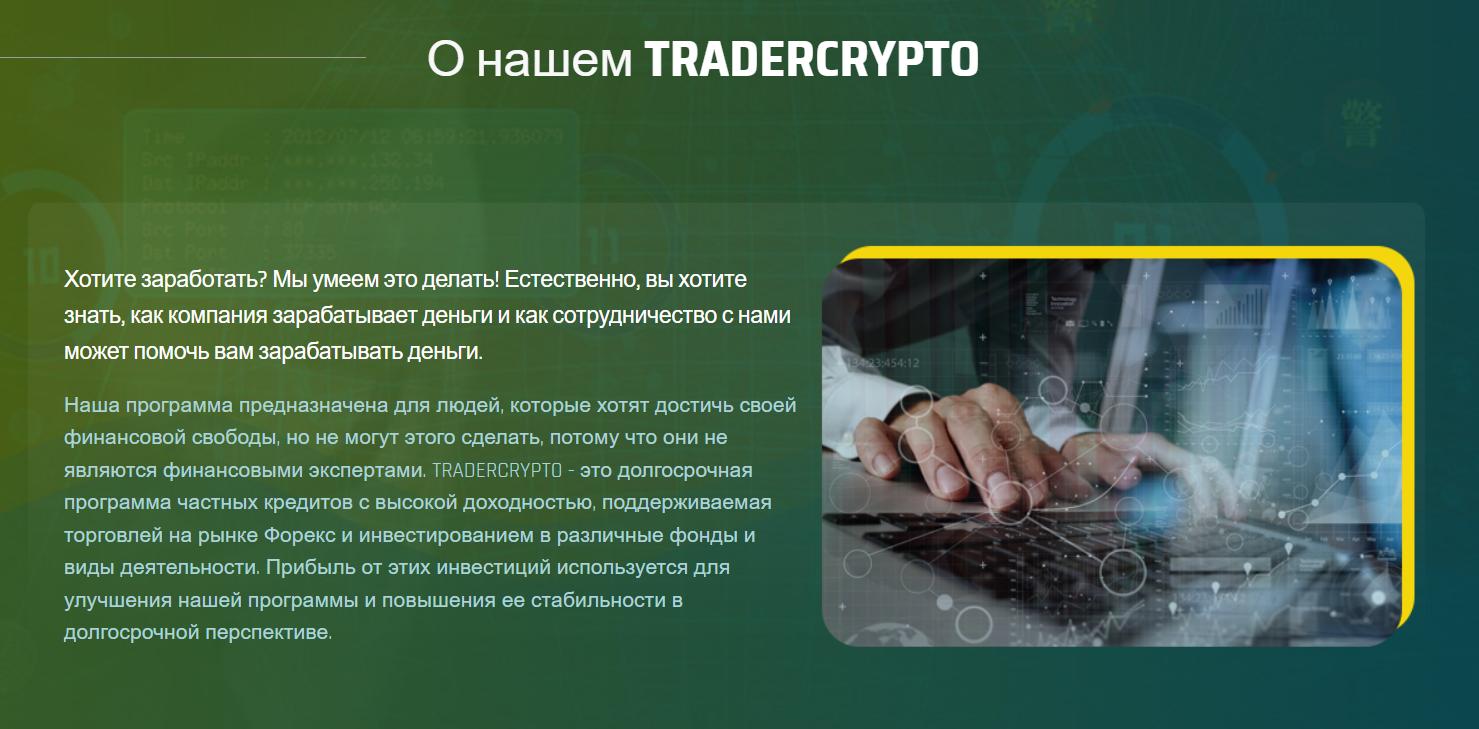 Отзывы о Tradercrypto и анализ коммерческих предложений — Обман? обзор