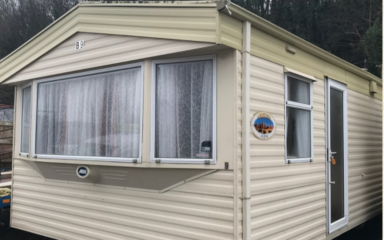 ABI Arizona Static Caravan For Sale North Wales