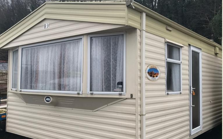 ABI Arizona Static Caravan For Sale North Wales