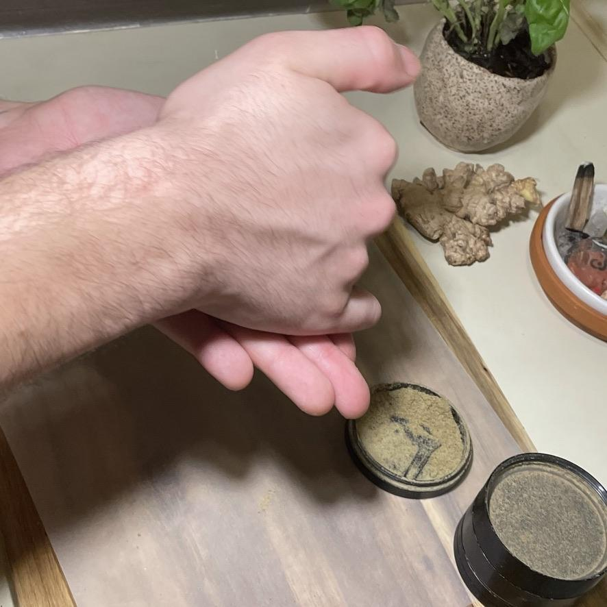 How to Make Hash From Kief Out of Your Grinder