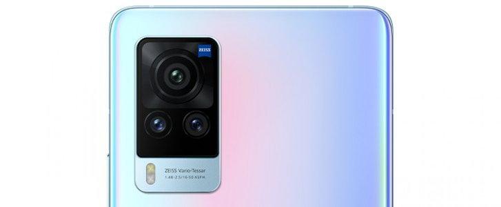 vivo X60 และ X60 Pro เวอร์ชั่น Global 1