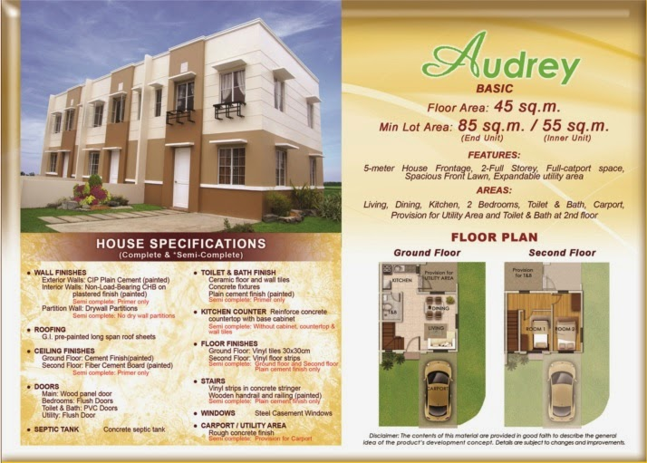 Fairgrounds, Vallejo Place Audrey Basic Townhouse