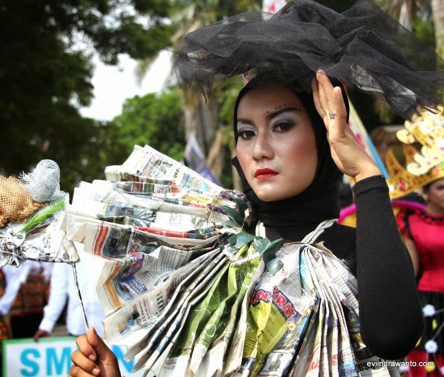 karnaval budaya tanggamus