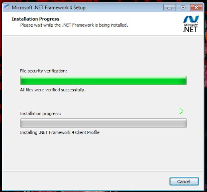 Microsoft  net framework 4 x86 and x64 download