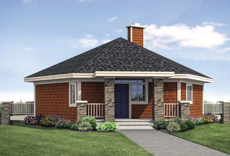 13 Bahan Dan Bentuk Atap Rumah Minimalis Dan Modern Tahun 2020
