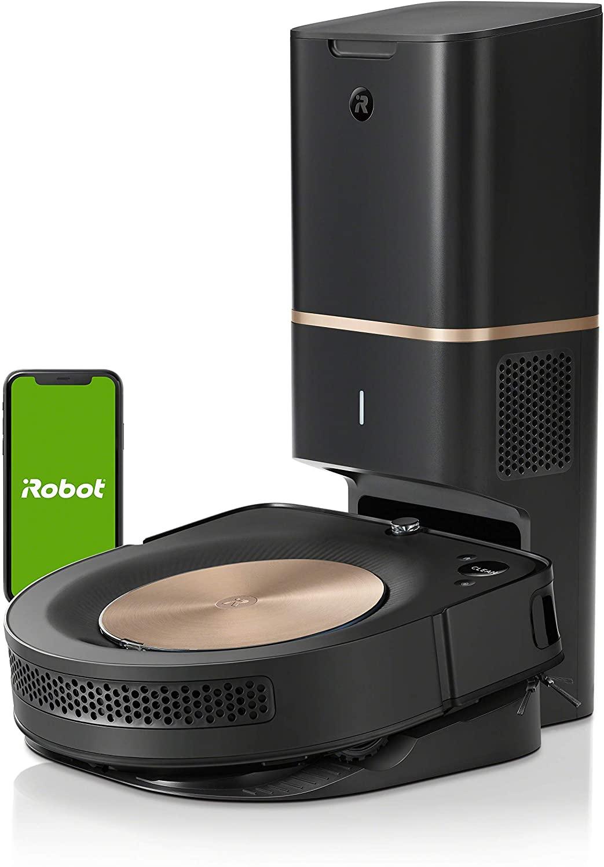 iRobot Roomba s9+ small appliance